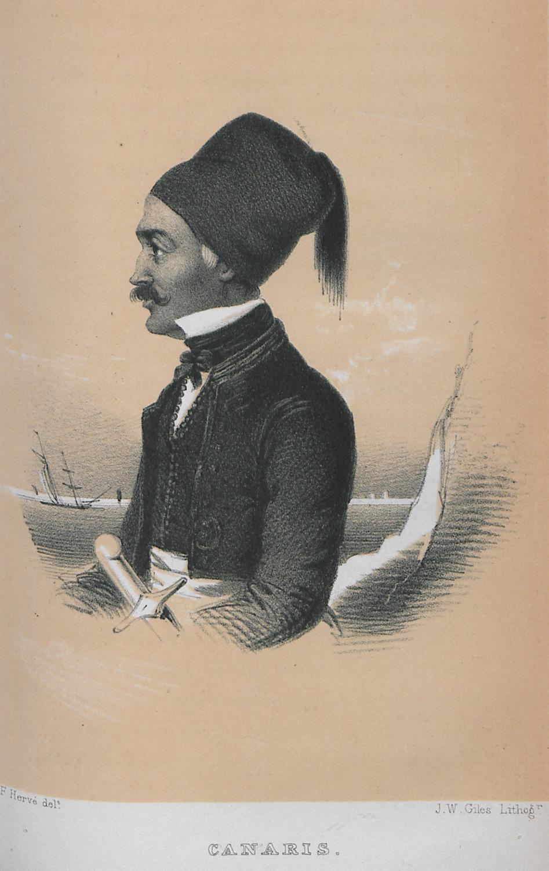 Κωνσταντίνος Κανάρης, 1793-1877