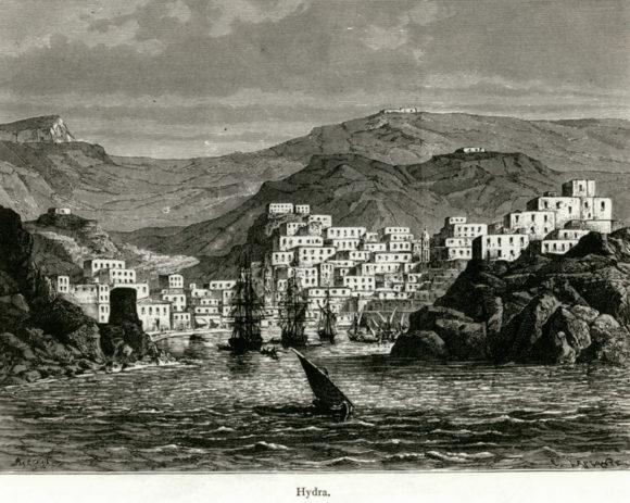 Χαρτογράφηση του Οικισμού της Ύδρας: Τεκμήρια Ιστορίας