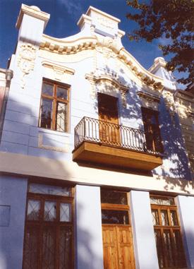 Διαλέξεις-Ομιλίες σε Βελιγράδι, Οδησσό και Βουκουρέστι