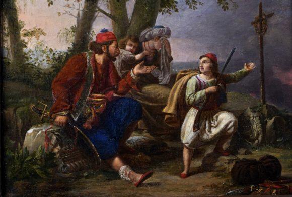 Η Επανάσταση του 1821 και οι Νεοελληνικές Τέχνες
