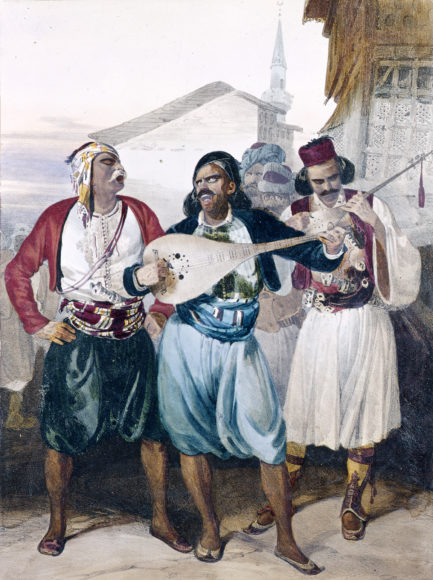 «ΣΤ' ΑΝΑΠΛΙΟΥ ΤΟ ΠΑΛΑΜΗΔΙ!..» Μουσική παράσταση με το Λύκειο των Ελληνίδων