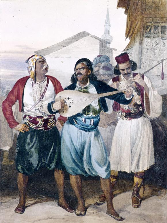 «ΣΤ' ΑΝΑΠΛΙΟΥ ΤΟ ΠΑΛΑΜΗΔΙ!..»: Μνήμη και ταυτότητα στα τραγούδια του 1821