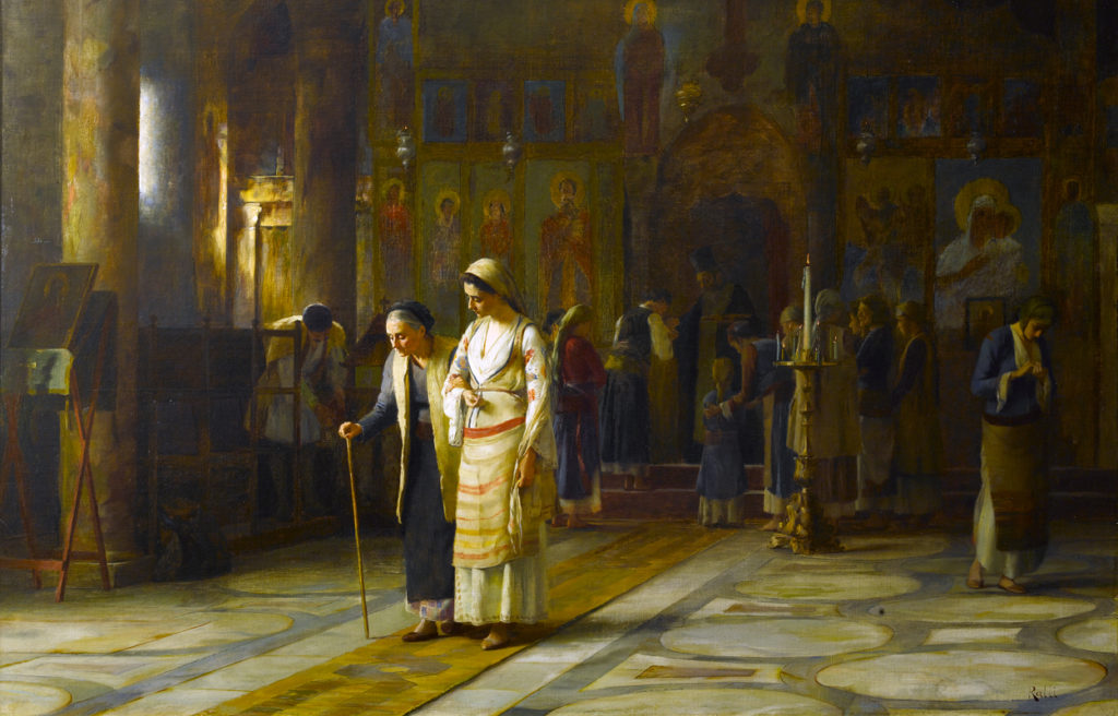 Aφιέρωμα στο 1821 – Διαλέξεις, εκπαιδευτικές δράσεις / Έκθεση: «Η Ελλάδα του Θεόδωρου Ράλλη»