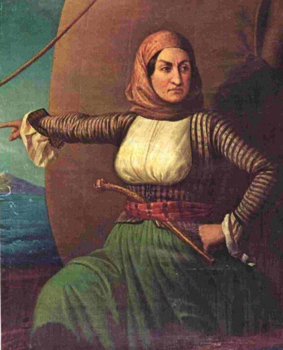 Μουσικοί διάλογοι με την Ιστορία: Η θρυλική Καπετάνισσα Λασκαρίνα Μπουμπουλίνα