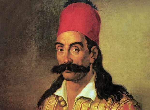 Μουσικοί διάλογοι με την Ιστορία: Ο γιος της καλογριάς. Γεώργιος Καραϊσκάκης