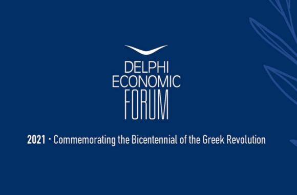Ο Ιωάννης Μάνος στο Delphi Economic Forum VI
