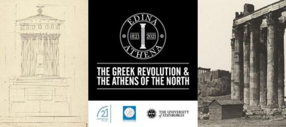 Edina/Athena: The Greek Revolution and the Athens of the North, 1821–2021
